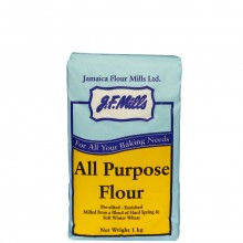 JF MILLS FLOUR ALL PURPOSE 1kg