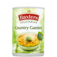 BAXTERS SOUP COUNTRY GARDEN GF 400g