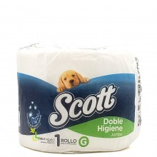SCOTT BATH TISSUE JUMBO 2PLY