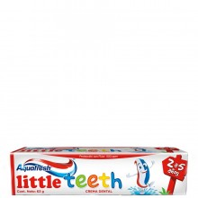 AQUAFRESH TOOTHPASTE LITTLE TEETH 2.2oz