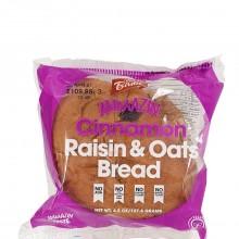 MISS BIRDIE CINN RAISIN OATS BREAD 4.5oz