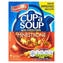 BATCHELORS CUP A SOUP MINESTRONE 94g