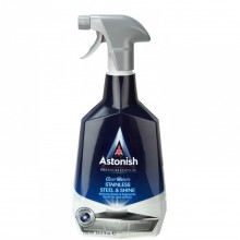 ASTONISH STAINLESS STEEL CLEANER 750ml