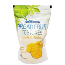 ST MARYS BREADFRUIT TOSTONES 567g