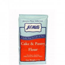 JF MILLS FLOUR CAKE & PASTRY 1kg