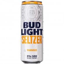 BUD LIGHT SELTZER MANGO 12oz