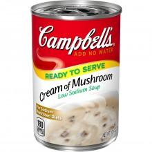 CAMPBELLS CREAM OF MUSHROOM LS 10.75oz