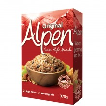 ALPEN CEREAL ORIGINAL 375g