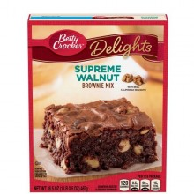 BETTY CRKR BROWNIE WALNUT 468g