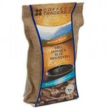 COFFEE TRADERS 100% JBM COFFEE GRND 16oz