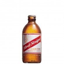 RED STRIPE LAGER 341ml