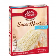 BETTY CRKR CAKE WHITE 517g