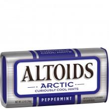 ALTOIDS ARCTIC PEPPERMINT 34g