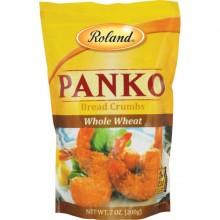 ROLAND PANKO BREAD CRUMBS W/WHEAT 7oz