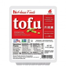NATURES SOY TOFU FIRM 16oz