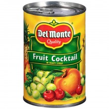 DEL MONTE FRUIT COCKTAIL HVY SYRUP 15oz