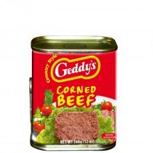 GEDDYS CORNED BEEF 12oz
