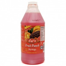 CALS SYRUP FRUIT PUNCH 1.89L