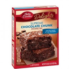 BETTY CRKR BROWNIE CHOC CHUNK 510g