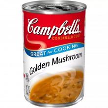 CAMPBELLS GOLDEN MUSHROOM 10.75oz