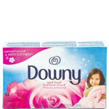 DOWNY DRYER SHEETS APRIL FRESH 34s